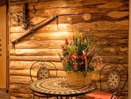 Sauna im Gästehaus Annabell