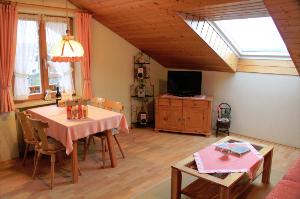 Bild Wohnung Grüntensee im Gästehaus Annabell