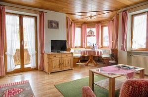 Bild Wohnung Neuschwanstein im Gästehaus Annabell